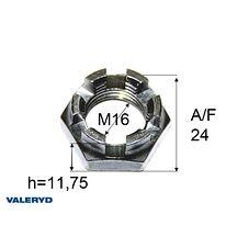 Kronmutter M16*1,5