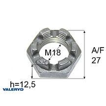 Kronmutter M18*1,5