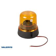 LED Roterande varningsljus 12/24V skruvfäste
