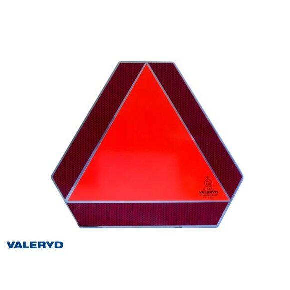 VALERYD LGF Skylt Reflex Varningstriangel 42x36, aluminium