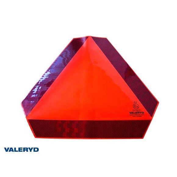 VALERYD LGF-Skylt Reflex Varningstriangel 42x36, självhäftande