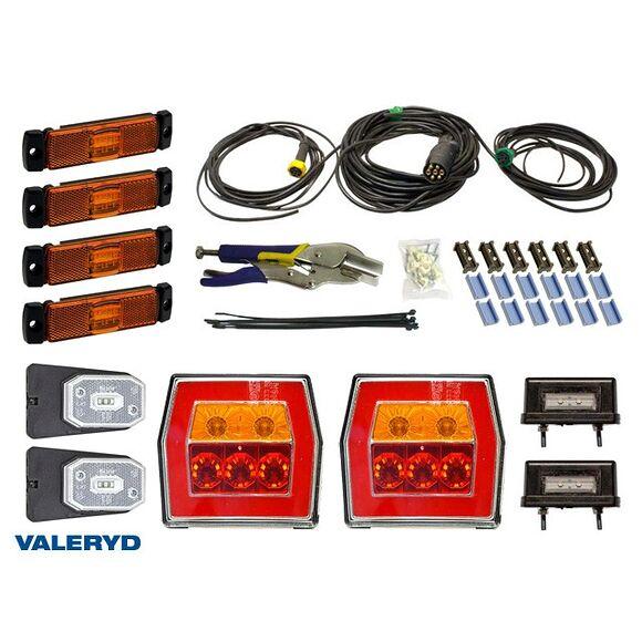 VALERYD LED Belysningskit Smart 7-poligt