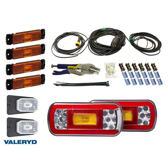 VALERYD LED Belysningskit Advance 7-poligt