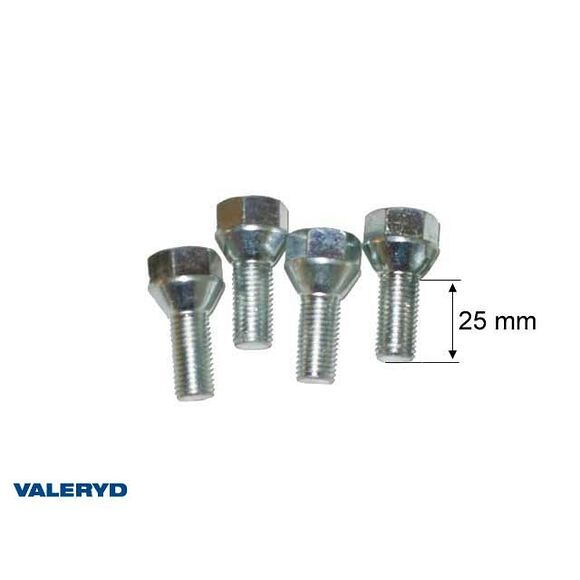 VALERYD Hjulbult universal. M12*1,5