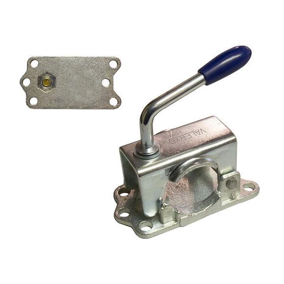 VALERYD Stödhjulsklämma 48 mm CC=105 (Förstärkt)